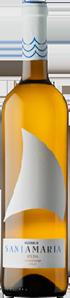Botella de Vino Blanco Verdejo de Santamaría