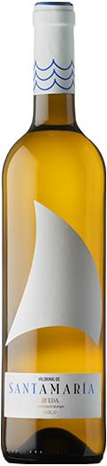White wine Valdrinal Verdejo de Santamaria